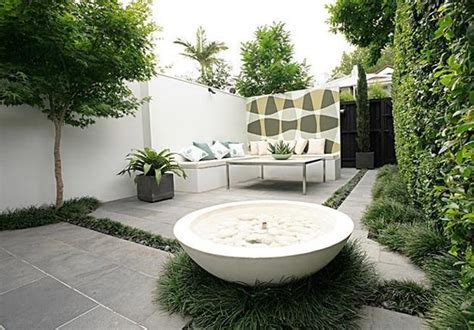 Two Modern Patio Ideas Turning Small Backyard Designs Into Top Most Small Yard Design