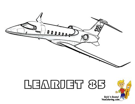 private jet coloring pages big money luxury airplane printables airplane coloring