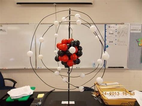 3d Model Of Chromium Atom