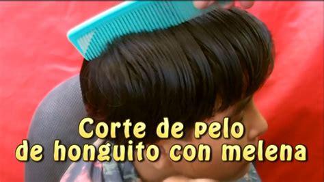 corte en hongo para mujer corte de cabello semi hongo de mujer cortes de pelo con