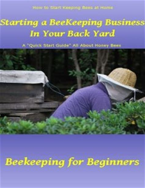 start a beehive in your backyard starting a beekeeping business in your back yard a quick