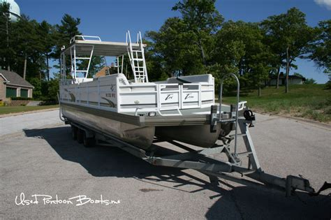 pontoon boat trailer specifications jc tritoon 306