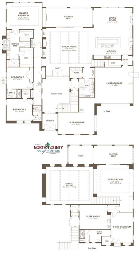 the summit at san elijo floor plans county