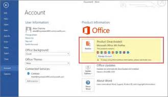 Office 365 Outlook Unlicensed Product Troubleshooting Tips For Office 365 Proplus