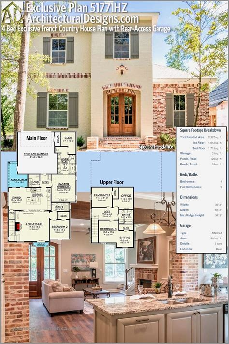 best home design inspiration elberton house plan lovely 773 best home design