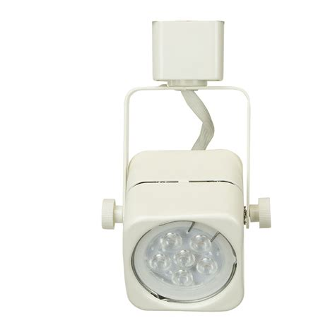 led cylinder light fixture led track lighting cylinder fixture w led wh direct