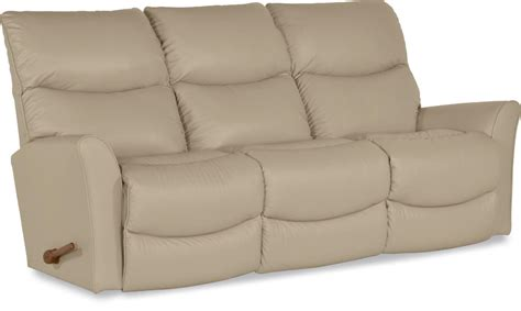 Recliner Sofa Mechanism La Z Boy Rowan Contemporary Reclina Way 174 Reclining Sofa With Wall Saver Mechanism Zak S