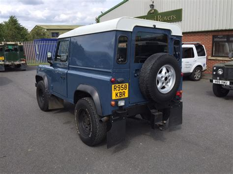 land rover tdi 1998 land rover defender 90 300 tdi poa pvh land rovers