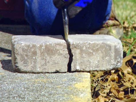how to cut patio pavers build a patio with pavers how tos diy