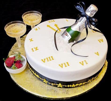 new year yellow cake happy new year cake new year 2018 cakes design or cupcake