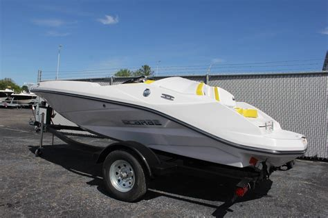 scarab ghost boat scarab 165 boats for sale boats