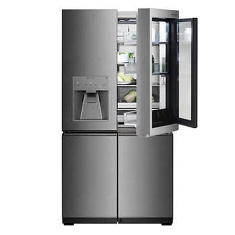 Japanese Apartment Size French Door Refrigerators Costco