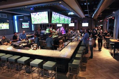 top houston bars topgolf bar and restaurant picture of topgolf houston