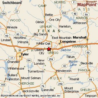 map of mount pleasant texas pleasant grove texas