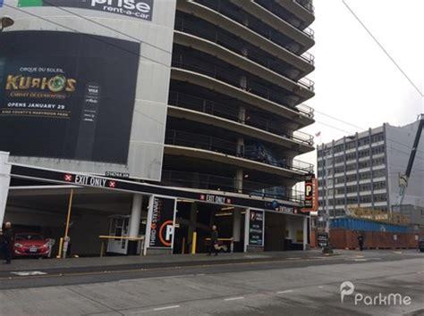 3rd stewart garage parking in seattle parkme