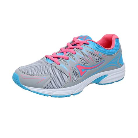 Sepatu Ardiles New Arrival jual ardiles iris running shoes sepatu lari wanita abu biru harga kualitas
