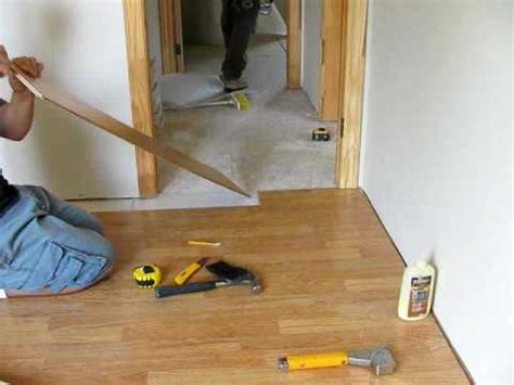 Tips For Installing Laminate Flooring by Installing Laminate Flooring Tips