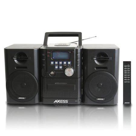 mini cd player with usb axess ms3912 mini entertainment system with am fm usb cd