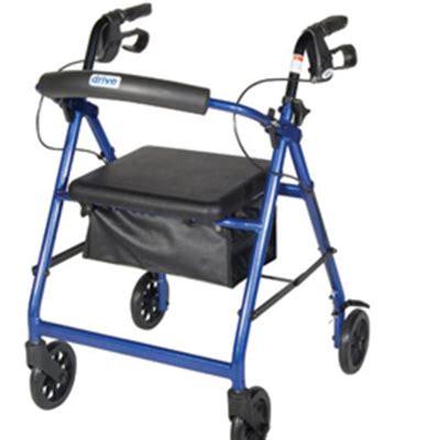rolling walker with seat medicare 4 wheel rollators rollators drive