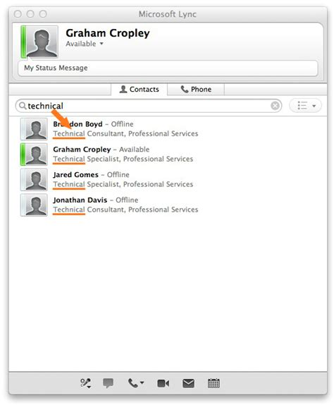 Uk Email Address Lookup Improve Lync Contact Search Without Sharepoint Skype Pro A Unified Communications