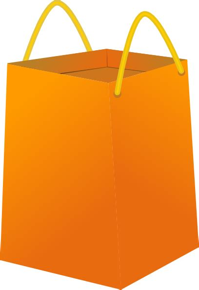 shopping bags shopping bag clip art at clker com vector clip art