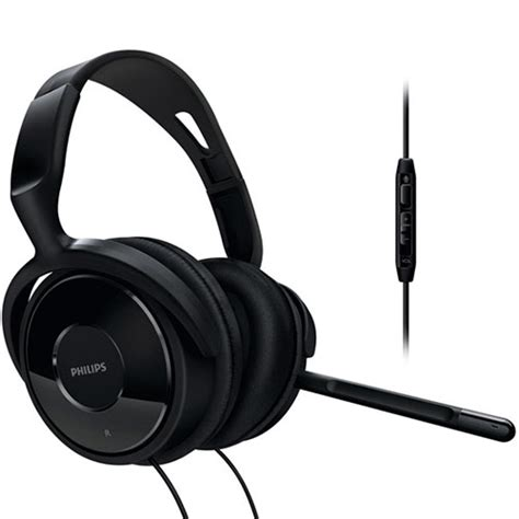 Headset Philips Shm 7410 綷 綷 shm 6500philips headset philips shm 6500