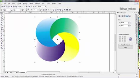 tutorial coreldraw membuat logo nike coreldraw x3 tutorial belajar membuat logo sederhana