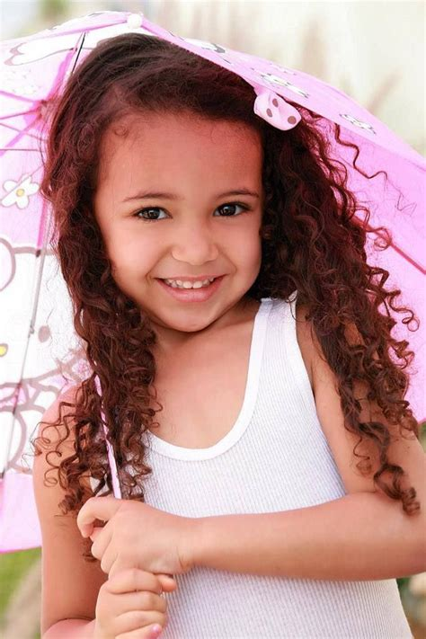 pictures of biracial children with curly long hair pretty little mixed girls pretty mixed baby girls with
