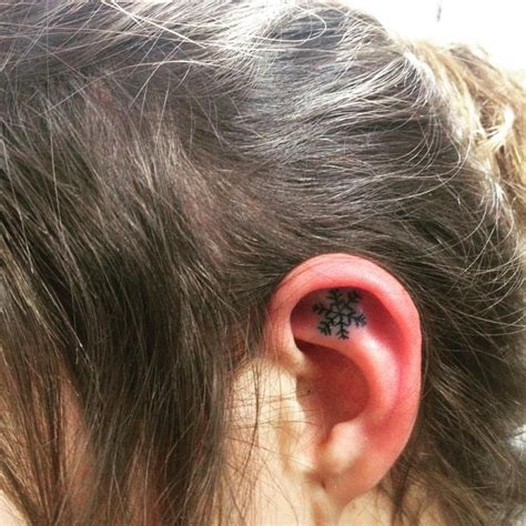spider web tattoo behind ear 37 ear tattoos see which made our 1 tattoos beautiful