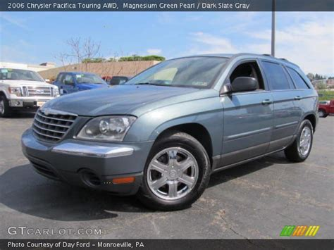 chrysler pacifica 2006 2006 chrysler pacifica touring related infomation