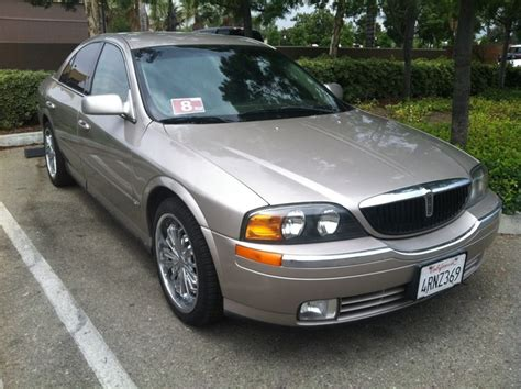 2001 lincoln ls v6 2001 lincoln ls pictures cargurus