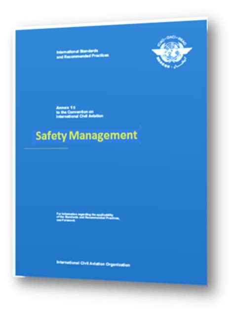 Icao Address Lookup Icao Annex 19 Safety Management Manual Ed 2