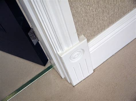 Decorative Plinth by Swd Resources Skirting And Architrave Guidelines