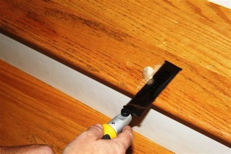 How to fix squeaky stairs from above   Pro Construction Guide