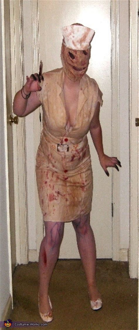 bubblehead nurse  silent hill series costume