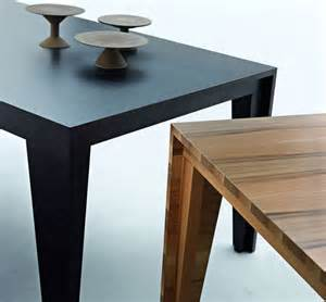 elegant modern dining tables unique tabletops lacquered