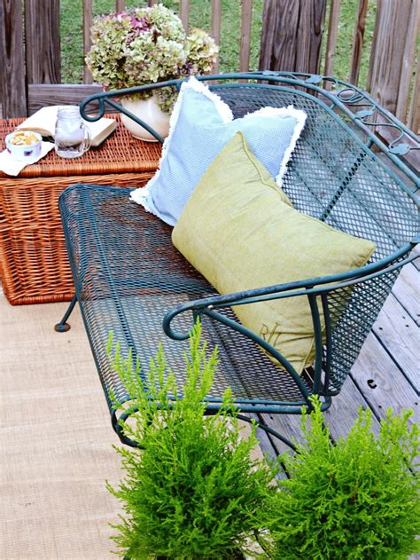 fleas backyard give your outdoor spaces character with flea market finds