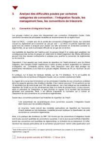 Modèle Convention De Trésorerie Entre Sociétés