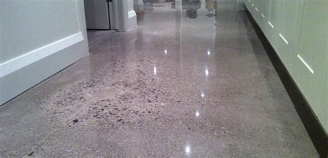 concrete polished floor polished concrete gta