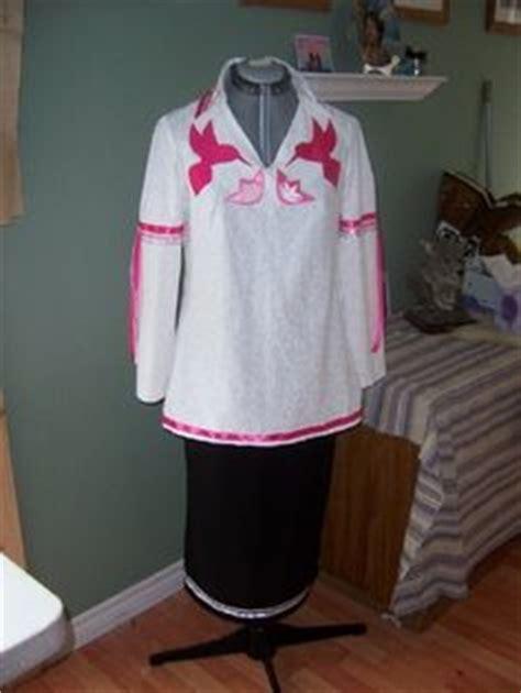 Ribbon Blouse Pita 52199 s american dress sweat lodge or regalia