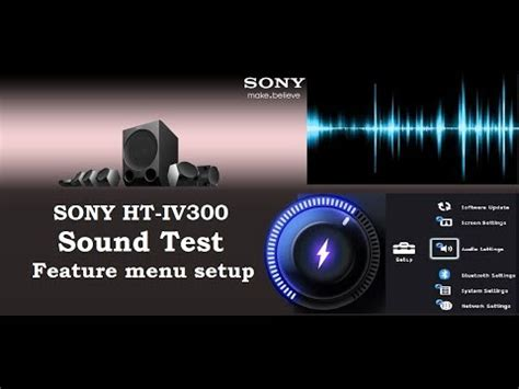 sony ht iv  channel home theater sound quality
