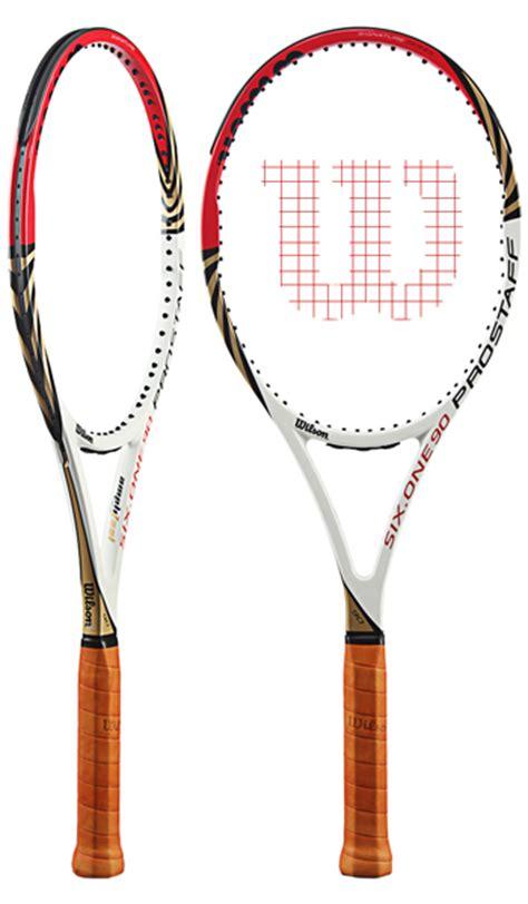 Best Seller Raket Tenis Wilson Blx Senar wilson pro staff six one 90 blx roger federer kaskus the largest community