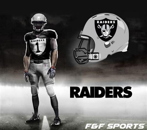 design raiders jersey new uniforms f f sports