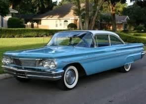 1960 Pontiac Models All American Classic Cars 1960 Pontiac 2 Door