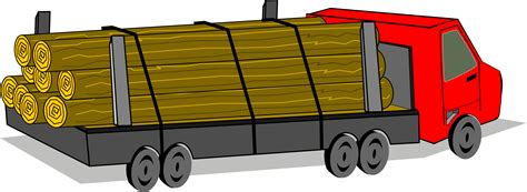 list of synonyms and antonyms of the word log truck clip