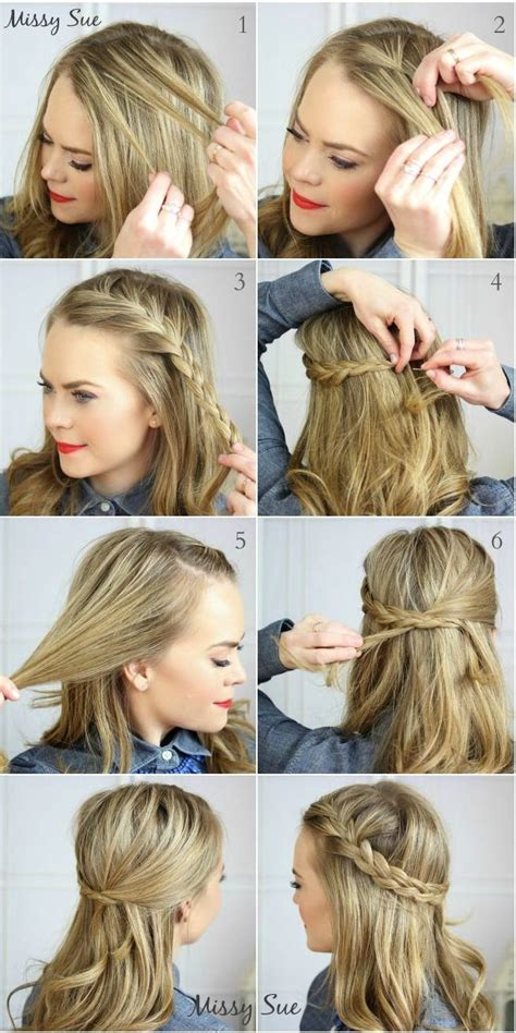 everyday hairstyles for medium length 7 everyday hairstyles for medium length hair