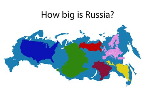 how big is russia russia meme on sizzle