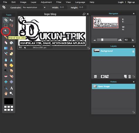 cara membuat intro opening video tanpa software cara membuat logo transparan tanpa software apapun dukuntrik