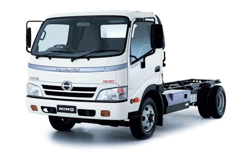hino hybrid truck reviews commercial truck success hino 300 series hybrid tilt cab