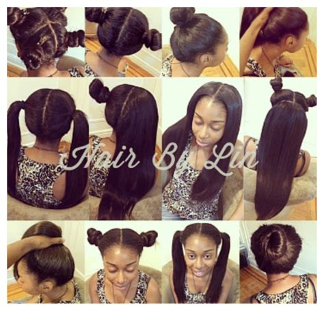versatile sew in no leave out this sew in is so versatile vixen sew in pinterest